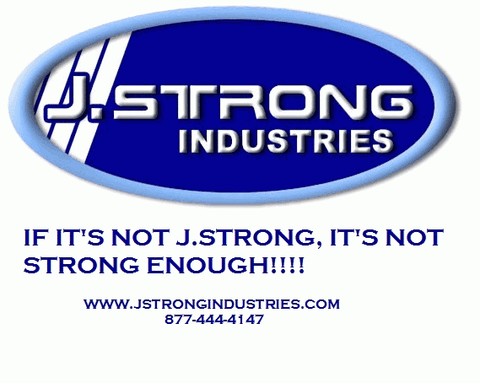 JStrong Rear Dust Guard - All Models