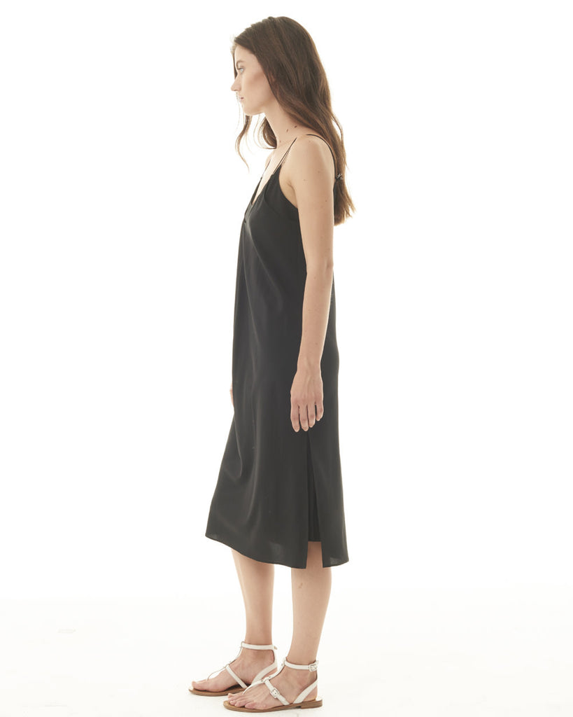Double Slip Dress