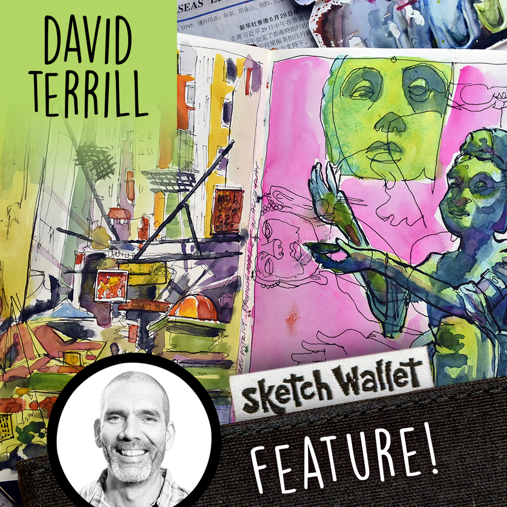 Featured Artist: David Terrill