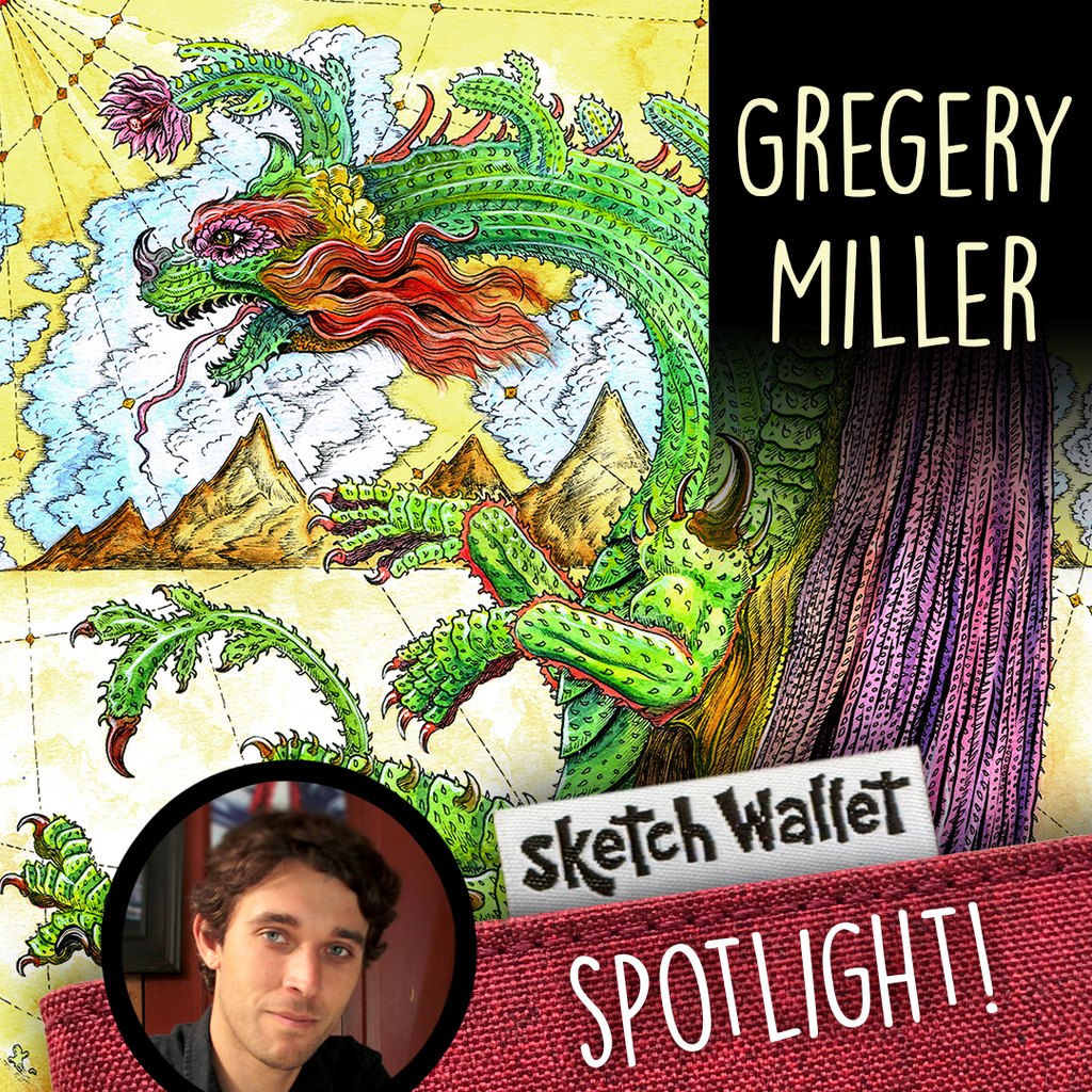 Artist Introduction: Gregery Miller