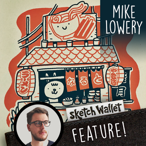 Featured Artist: Mike Lowery!