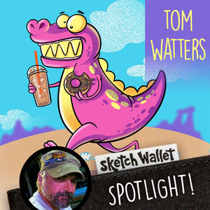 Artist Spotlight: Tom Watters