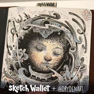 Benefits of using a Sketch Wallet for Inktober