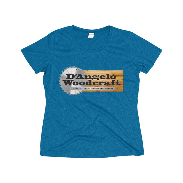 Women's Heather Wicking Tee