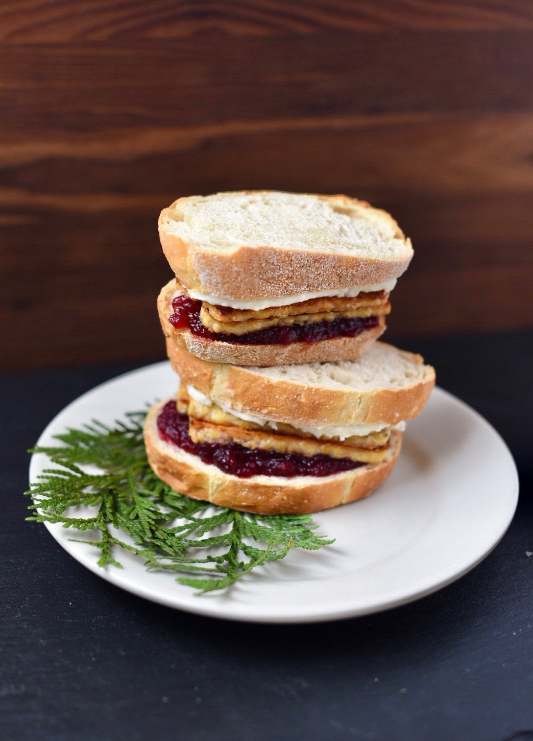CBD Superfood Hempé Stacked Sandwich
