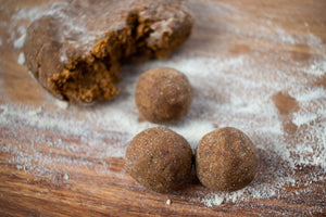 CBD Superfood Vegan & Gluten-Free Gingerbread Bites
