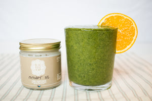 CBD Superfood Green Smoothie