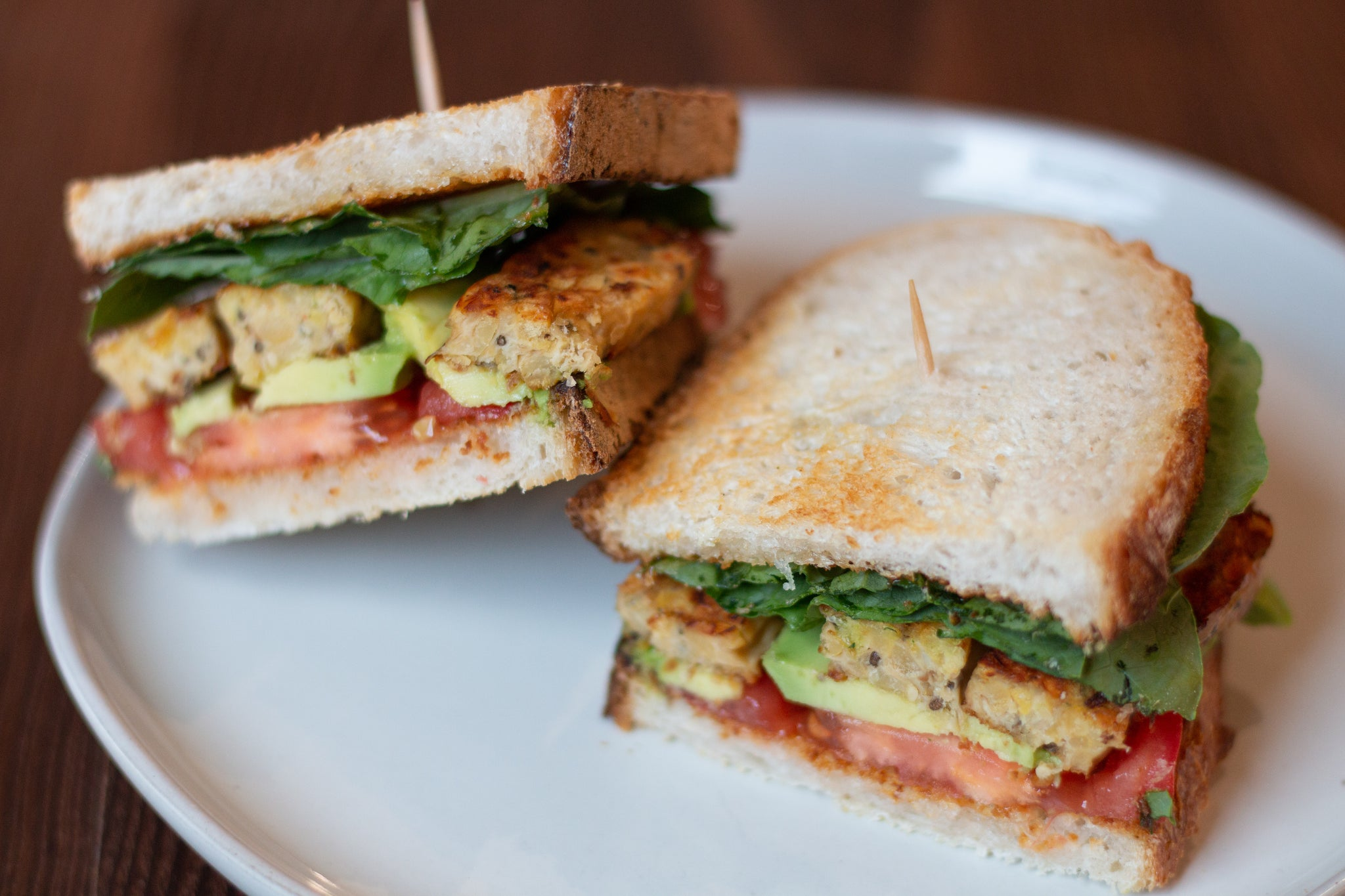 CBD Superfood TLAT (vegan BLAT)