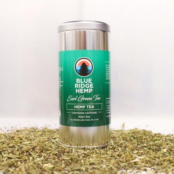 Hemp Tea - Earl Green