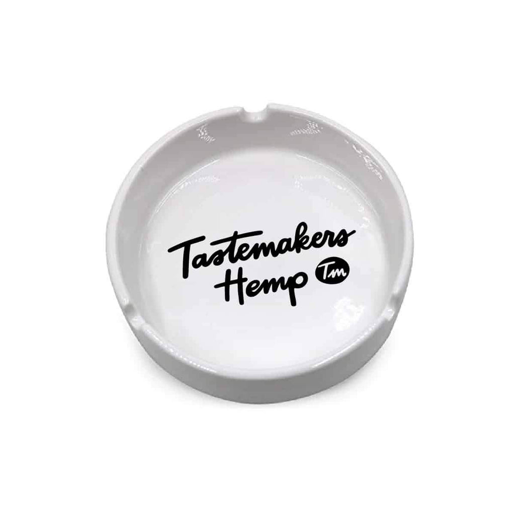 Tasetmakers Hemp Full Logo Ashtray