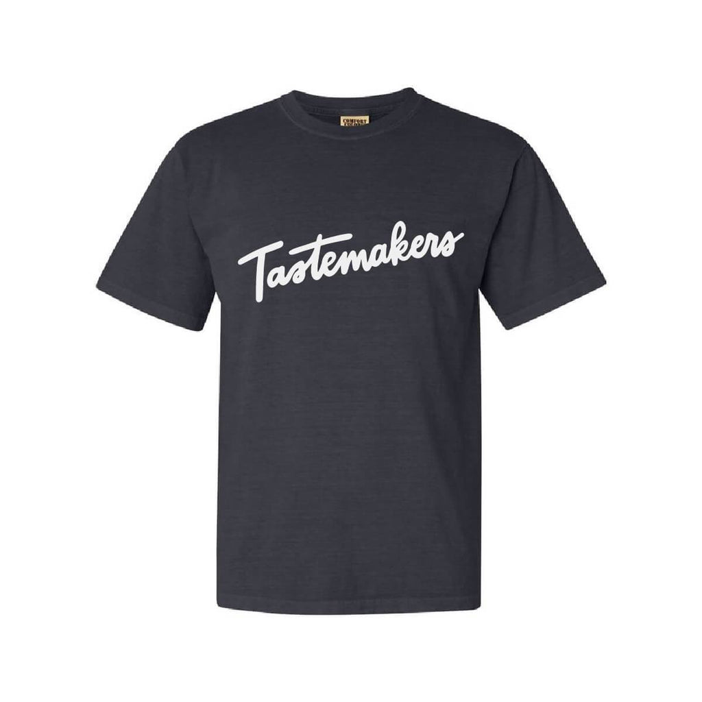 Tastemakers Hemp Logo Tee Graphite