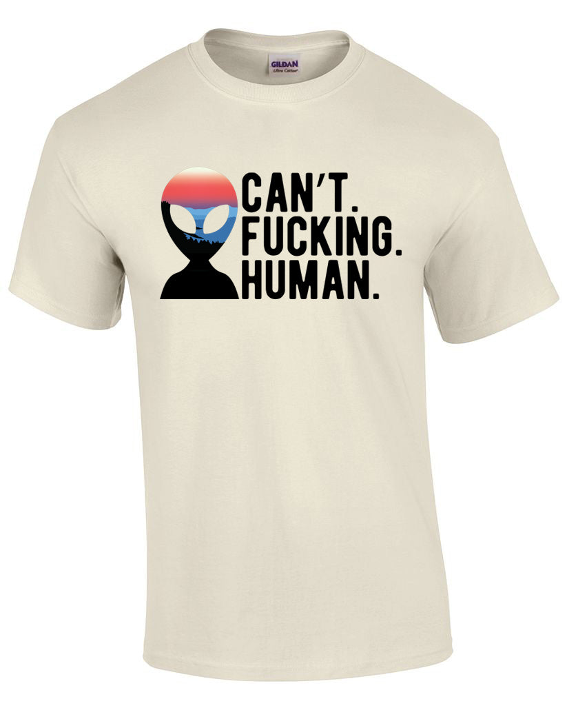Can't F*cking Human