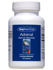 Adrenal 100mg 150 caps