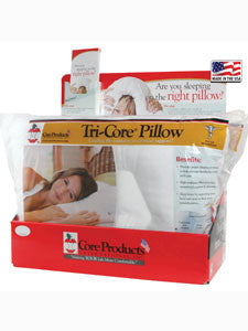 Tri-Core Pillow Gentle Support