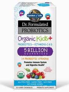 Dr. Formulated Organic Kids