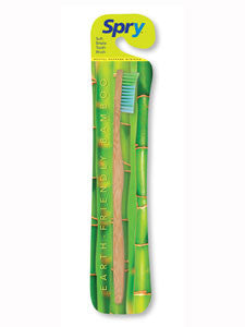 Spry Bamboo Toothbrush