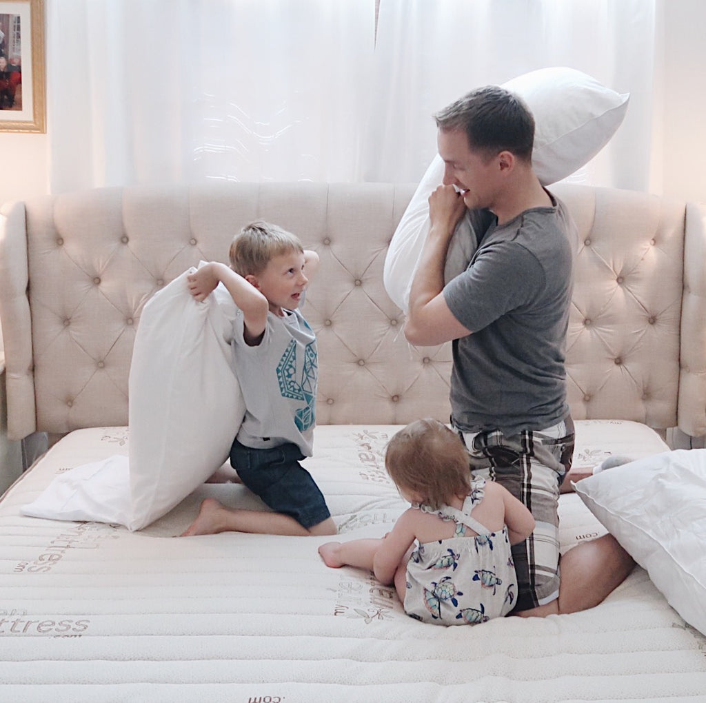 5 Benefits of Your Child Sleeping on an All Natural Mattress