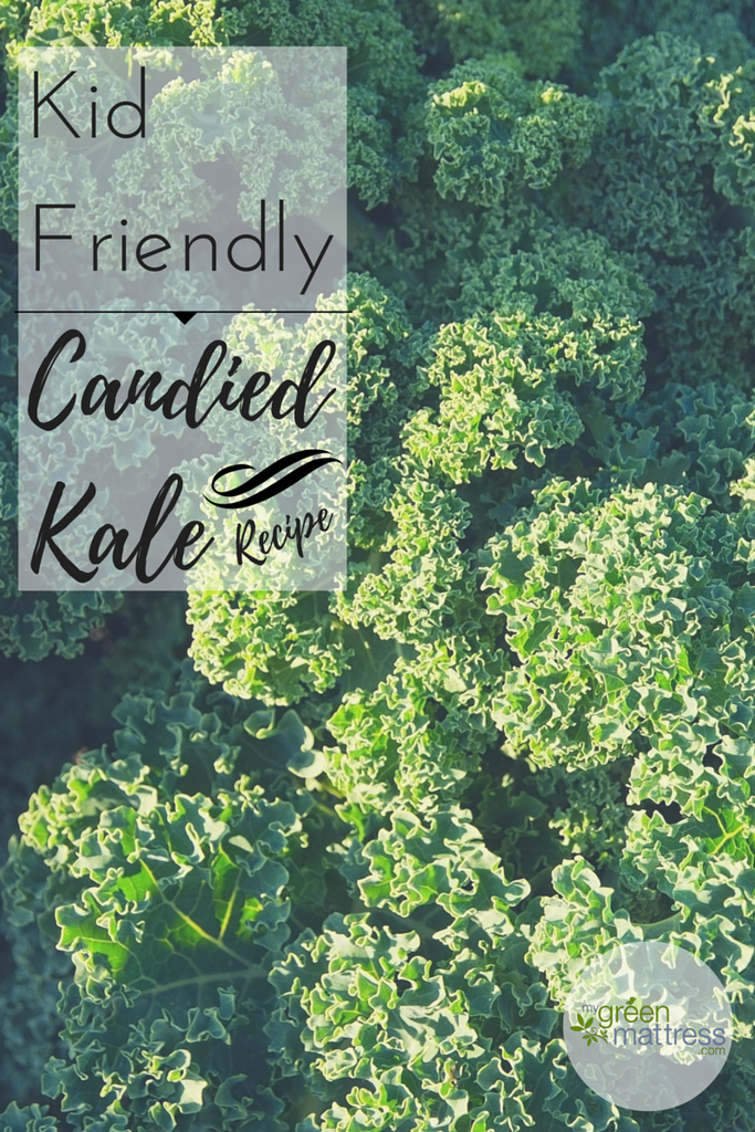 Candied Kale Recipe