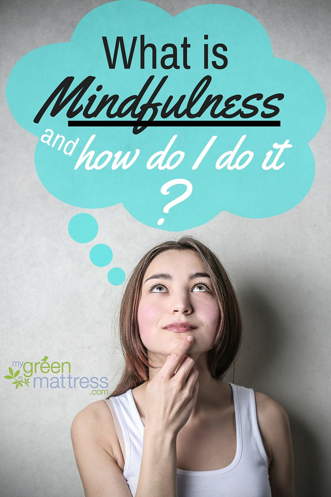 Mindfulness: Taking the Time to