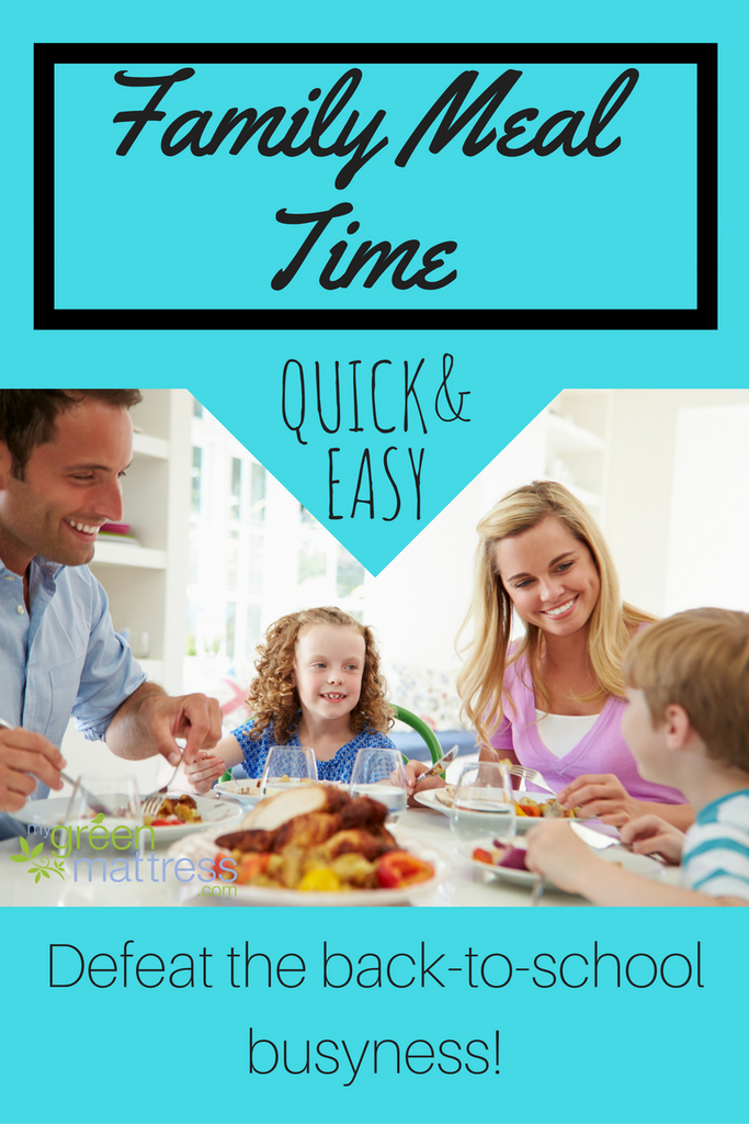 Quick & Healthy Family Meals