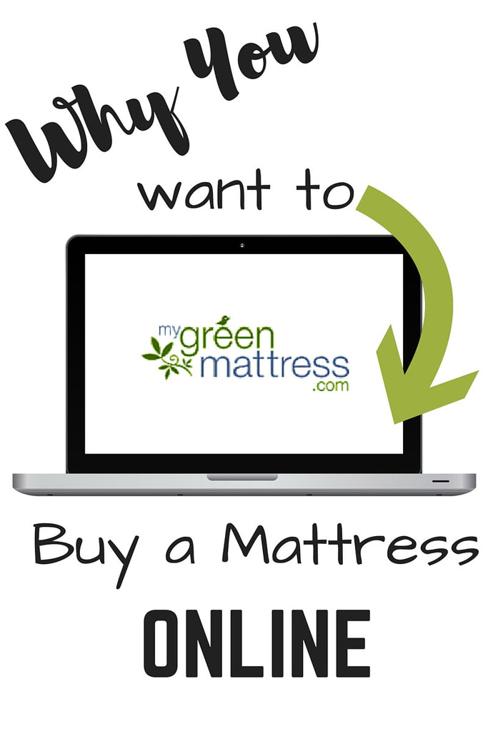 Why You Want to Buy a Mattress Online