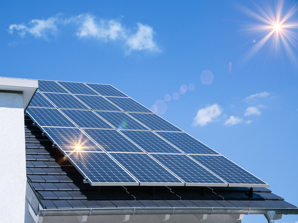 Sustainable Living Topics - Solar