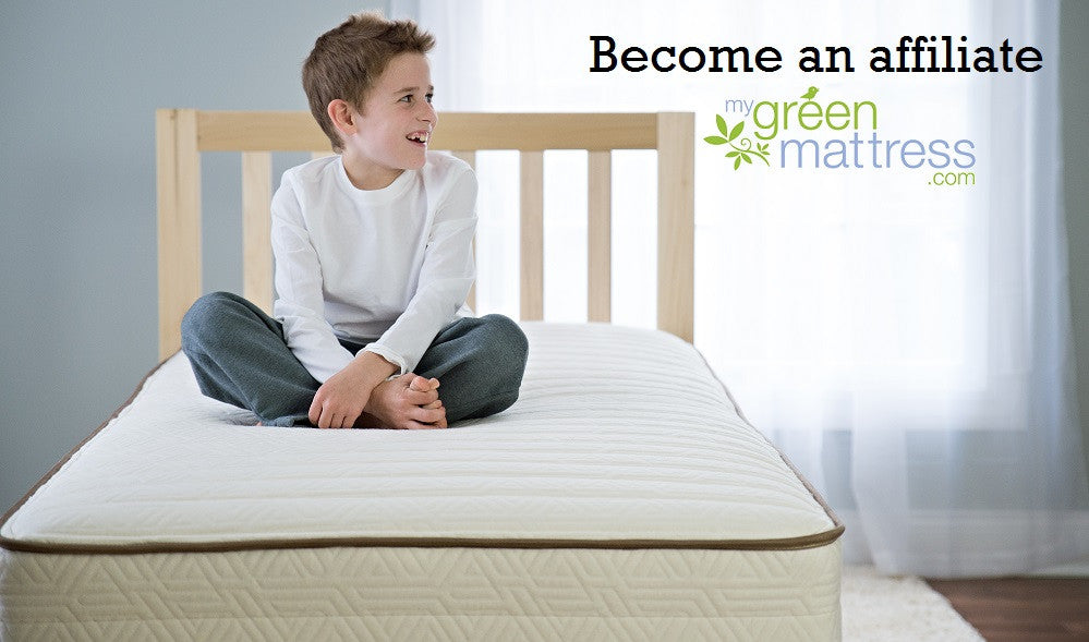 My Green Mattress Affiliate Program via Shareasale