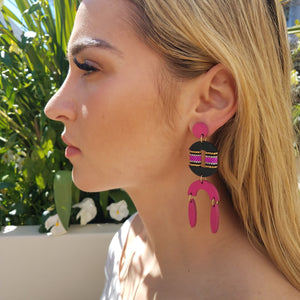 RESORT EARRINGS | GUAVA