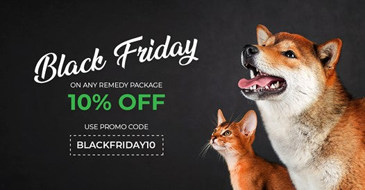 Black Friday Sale - 10% OFF our Remedy Packages
