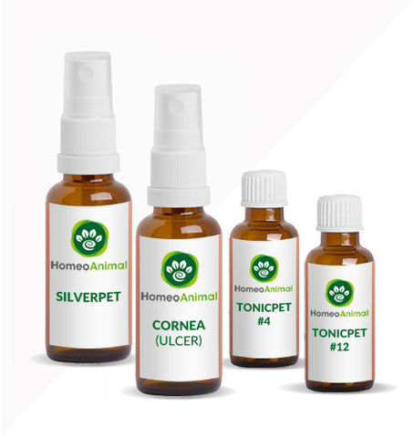 CORNEA (ULCER) - ADVANCED KIT