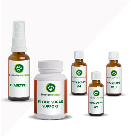 DIABETEPET - OPTIMAL KIT