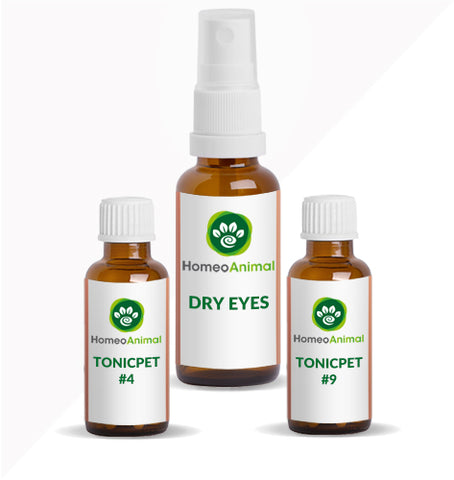 DRY EYES - ADVANCED KIT
