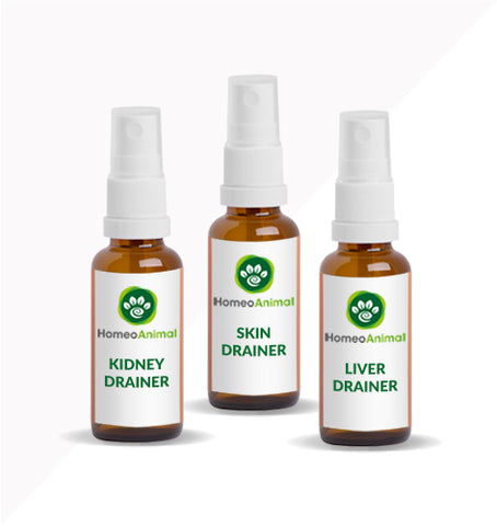 SKIN DRAINER - ADVANCED KIT
