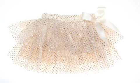Angelique Gold Spot Skirt