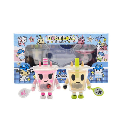 TOKIDOKI BOBA LOVE SET