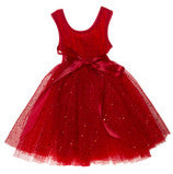 Starlight Dress Red