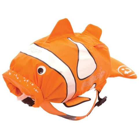 Paddlepak Chuckles the Clown Fish