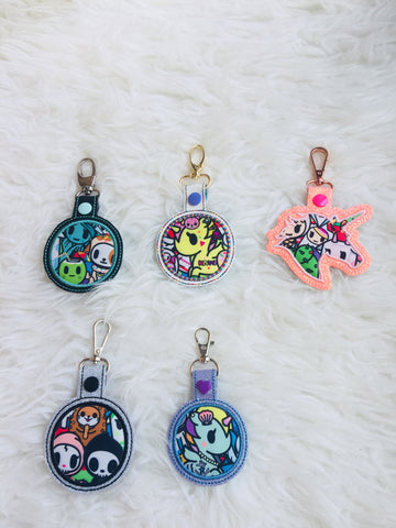 Bag Charms tags - Iconic 2.0