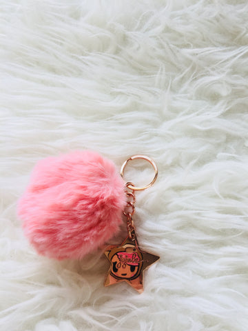 All Thats Pink charm fob 2