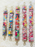 Custom 1.5inches Detachable Straps - Various Prints