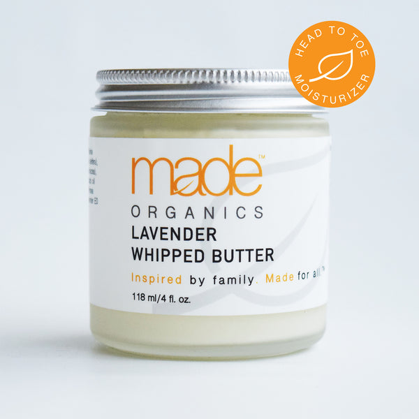 Lavender Whipped Butter