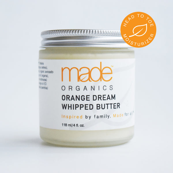 Orange Dream Whipped Butter