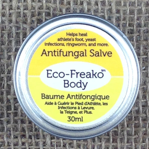 Anti-Fungal Salve in 30ml Metal Tin