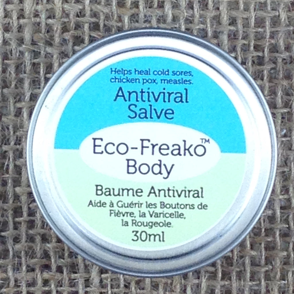 Anti-Viral Salve in 30ml Metal Container