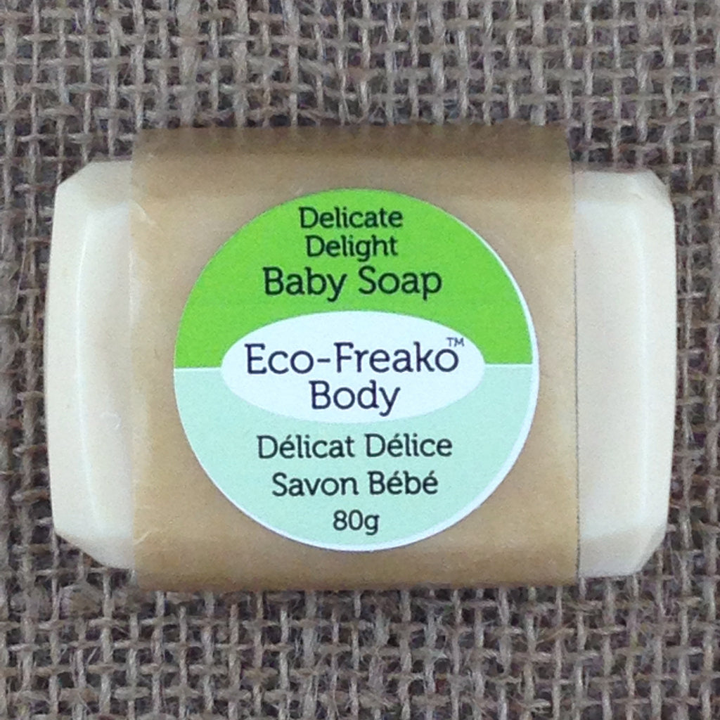 Eco-Freako Delicate Delight Baby Soap