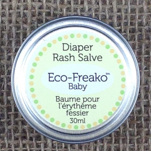 Diaper Rash Salve