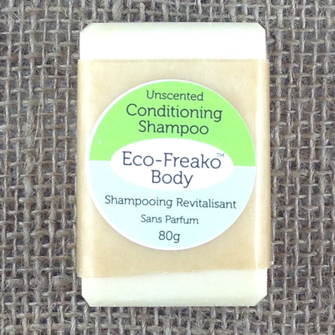 Conditioning Shampoo Bars