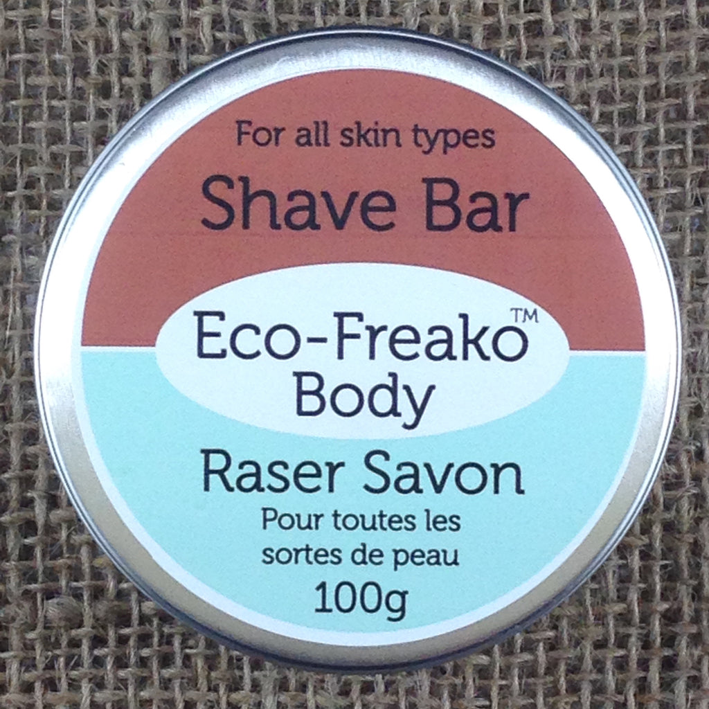 Shave Bar In Tin