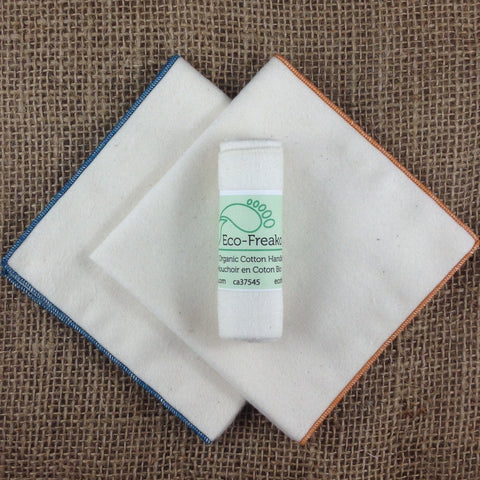 Eco-Freako Single Rolled Handkerchief