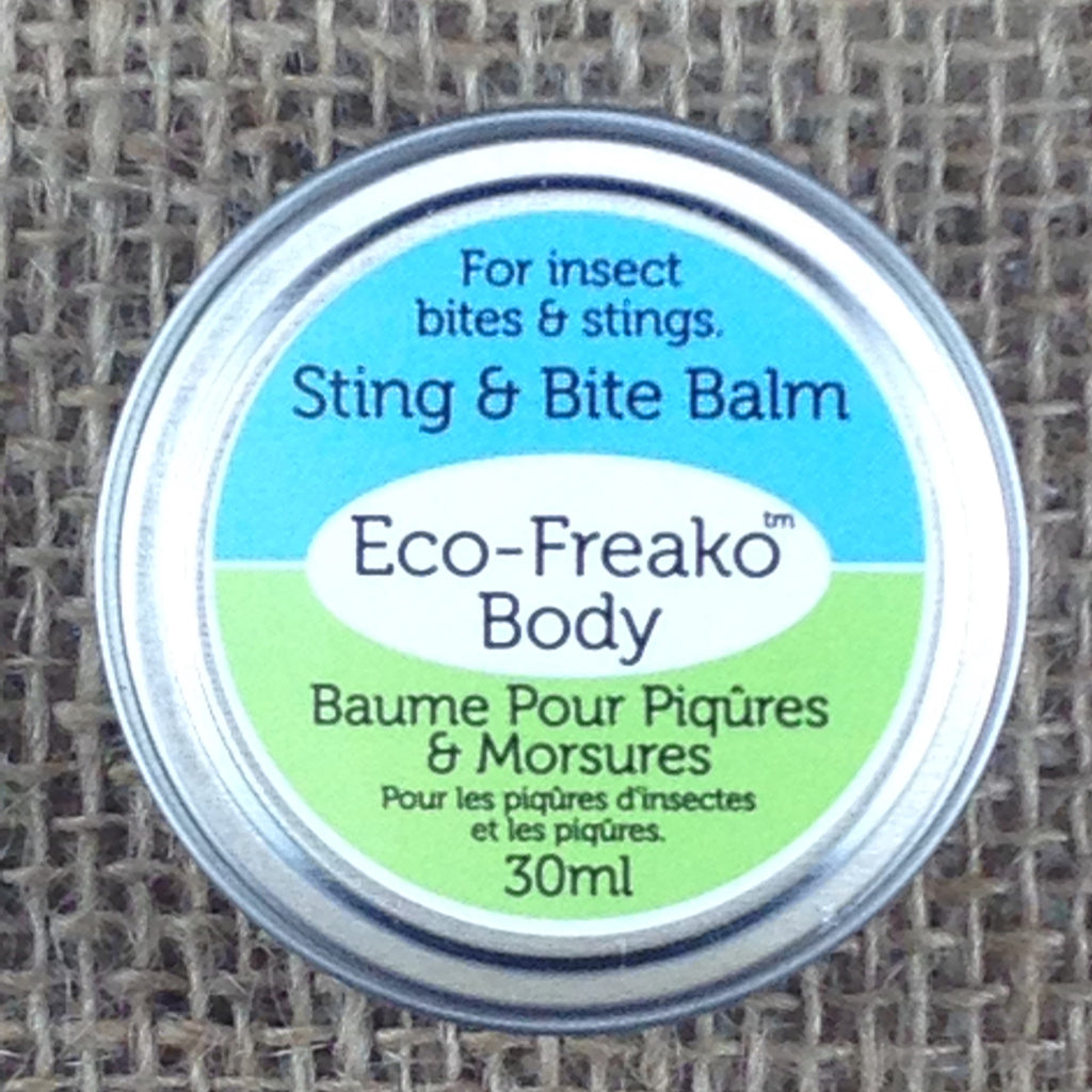 Sting and Bite Balm